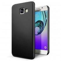 Hoesje Samsung Galaxy A3 2017 hard case zwart