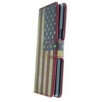 Hoesje Samsung Galaxy A5 flip wallet USA