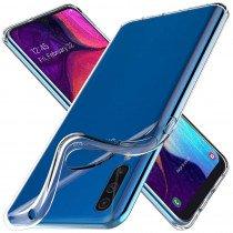 Hoesje Samsung Galaxy A50s Flexi bumper - 0,3mm - doorzichtig