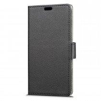 Hoesje Samsung Galaxy J2 2016 flip wallet zwart