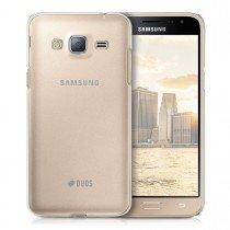 Hoesje Samsung Galaxy J3 2016 hard case transparant