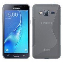 Hoesje Samsung Galaxy J3 2016 TPU case transparant