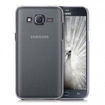 Hoesje Samsung Galaxy J5 hard case transparant