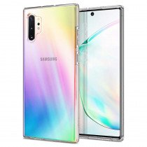 Hoesje Samsung Galaxy Note 10+ hard case transparant
