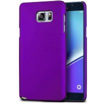 Hoesje Samsung Galaxy Note 5 hard case paars