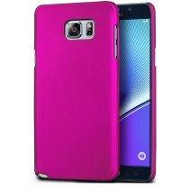 Hoesje Samsung Galaxy Note 5 hard case roze