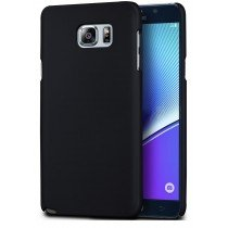 Hoesje Samsung Galaxy Note 5 hard case zwart