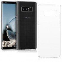 Hoesje Samsung Galaxy Note 8 hard case transparant