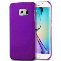 Hoesje Samsung Galaxy S6 Edge hard case paars