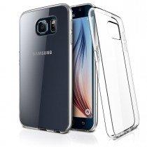 Hoesje Samsung Galaxy S6 Flexi bumper - 0,3mm - doorzichtig