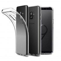 Hoesje Samsung Galaxy S9 Flexi bumper - 0,3mm - doorzichtig