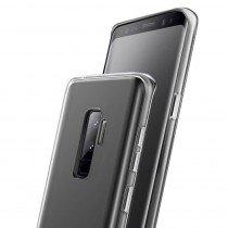 Hoesje Samsung Galaxy S9+ Flexi bumper - 0,3mm - doorzichtig