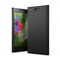 Hoesje Sony Xperia XZ Compact hard case zwart