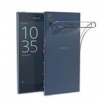 Hoesje Sony Xperia XZ Flexi bumper - 0,3mm - doorzichtig