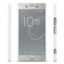 Hoesje Sony Xperia XZ Premium hard case wit