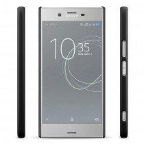 Hoesje Sony Xperia XZ Premium hard case zwart