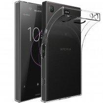Hoesje Sony Xperia XZ1 Compact Flexi bumper - 0,3mm
