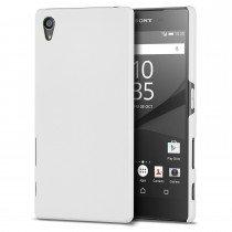 Hoesje Sony Xperia Z5 hard case wit