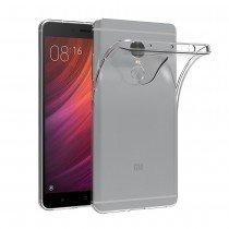 Hoesje Xiaomi Redmi Note 4 / 4X Flexi bumper - 0,3mm - doorzichtig