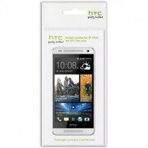 HTC SP P960 screenprotector set HTC Desire 300