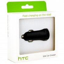 HTC Fast Car Charger USB CC C600 zwart