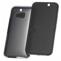 HTC One M9 Dot view ice cover zwart