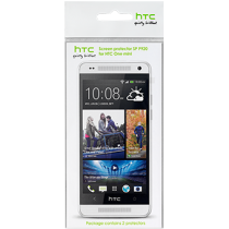 HTC SP P920 screenprotector set HTC One Mini