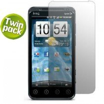 HTC SP P590 screenprotector set Evo 3D
