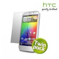 HTC SP P700 screenprotector set Sensation XL