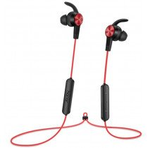 Huawei bluetooth sport headset zwart/rood - AM61