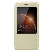 Huawei G8 View case origineel goud