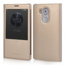 Huawei Mate 8 View cover goud