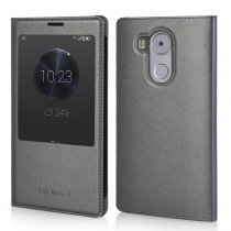 Huawei Mate 8 View cover zwart