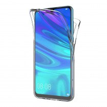 Huawei P Smart Plus 2019 TPU hoesje voor + achter