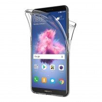 Huawei P Smart TPU hoesje voor + achter