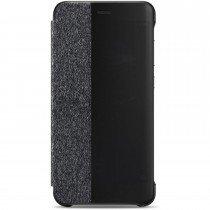 Huawei P10 Lite Smart view flip case origineel grijs