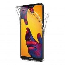 Huawei P20 Lite TPU hoesje voor + achter