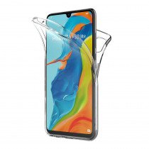 Huawei P30 Lite TPU hoesje voor + achter
