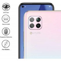 Huawei P40 Lite Camera lens protector - Tempered Glass