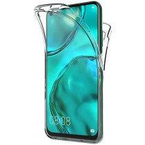 Huawei P40 Lite TPU hoesje voor + achter