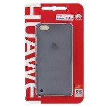 Huawei P8 Lite Protective Case 0.8mm origineel donker grijs