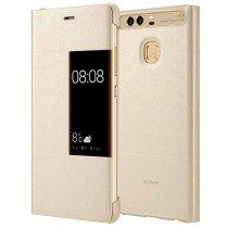 Huawei P9 View case origineel goud