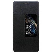 Huawei P9 View cover zwart