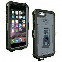 iPhone 6 Armor-X waterdichte case MX-AP4 zwart