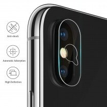 iPhone X/XS/XS Max Camera lens protector - Tempered Glass