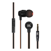 JBL by Harman Pure Bass headset - T180A - zwart