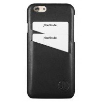 JT Berlin LederCover Style - Apple iPhone 7 / iPhone 8 - zwart