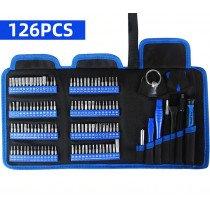 Kaisi K-9126 schroevendraaier en toolset 126 delig