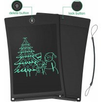 LCD teken en schrijf tablet / digitale memoblok - 12 Inch