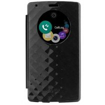 LG G4 Quick Circle Pop Case CFV-101 zwart